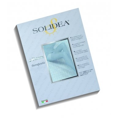 SOLIDEA Marilyn Ccl.3 kompresinės kojinės atvirais pirštais