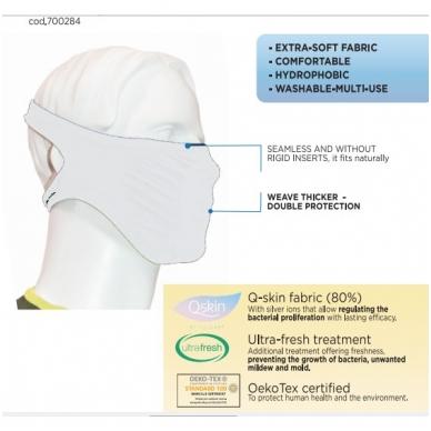 SAFE-PRO sejas maska 2