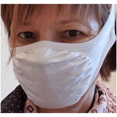 Apsauginė veido kaukė SAFE-PRO 4
