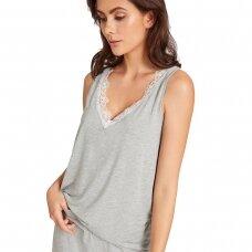 Aubade Sweet Bliss пижамная рубашка без рукавов