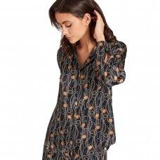 Aubade Toi Mon Amour пижамная рубашка из шелка