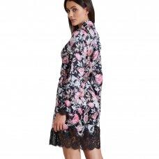 AUBADE Toi Mon Amour zīda halāts - kimono