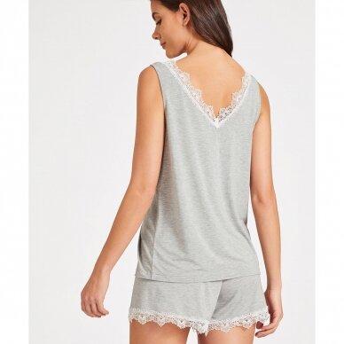 Aubade Sweet Bliss pižamos marškinėliai be rankovių 2