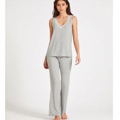 Aubade Sweet Bliss pižamos marškinėliai be rankovių 3