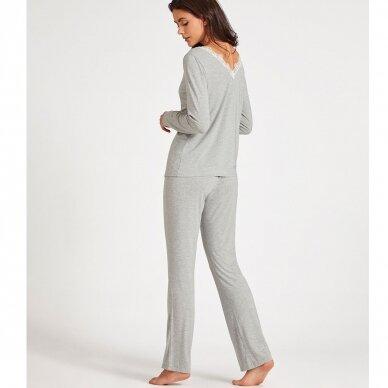 Aubade Sweet Bliss pižamos marškinėliai ilgomis rankovėmis 4