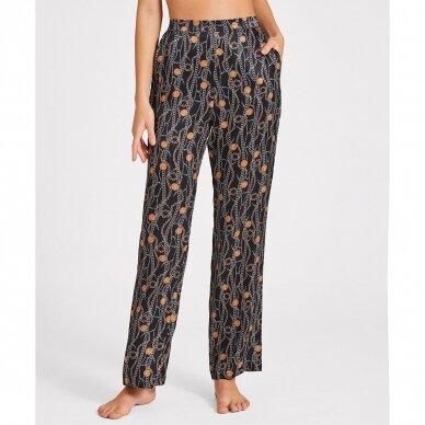 Aubade Toi Mon Amour šilkinės pižamos kelnės 3