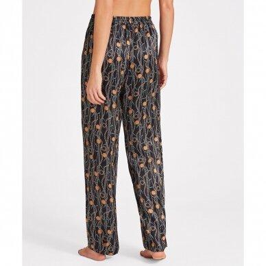Aubade Toi Mon Amour šilkinės pižamos kelnės 4