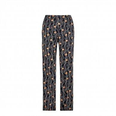 Aubade Toi Mon Amour šilkinės pižamos kelnės 6