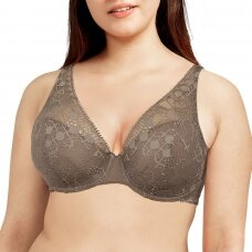 CHANTELLE Day to Night plunge spacer krūšturis Bronzed Taupe