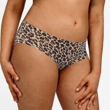 CHANTELLE Soft Stretch Hipster besiūlės kelnaitės Leopard