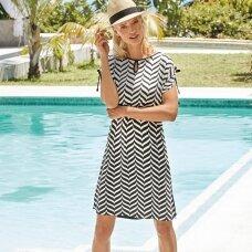 CHARMLINE Shadow Play paplūdimio suknelė