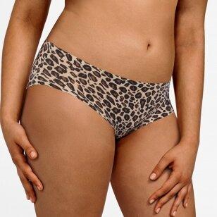 CHANTELLE Soft Stretch Hipster biksītes Leopard
