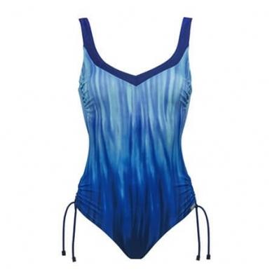 CHARMLINE Colour Concert maudymosi kostiumėlis su raišteliais