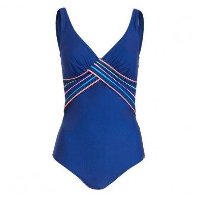 CHARMLINE Colour Zones formuojantis maudymosi kostiumėlis
