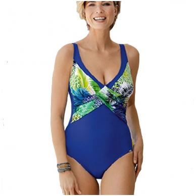CHARMLINE Palm World formuojantis maudymosi kostiumėlis