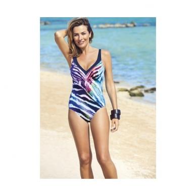 CHARMLINE Zebra Passion maudymosi kostiumėlis 2