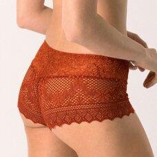 EMPREINTE Cassiopee Tangerine шорты 02151