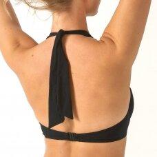 EMPREINTE Pixy juoda maudymosi kostiumėlio liemenėlė 2111KXS