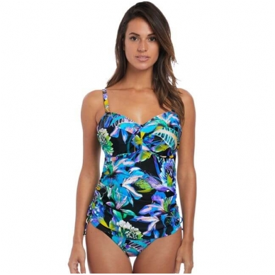 FANTASIE Paradise Bay maudymosi marškinėliai (tankini) 2