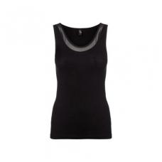 FEMILET Juliana merino vilnos marškinėliai be rankovių