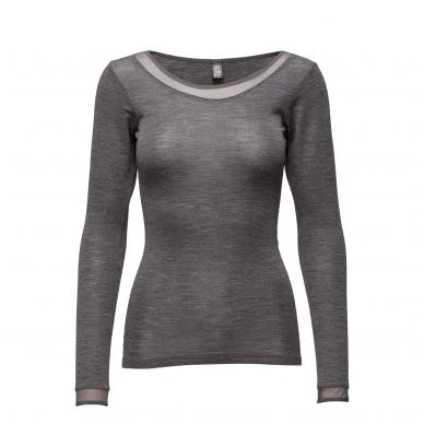 FEMILET Juliana merīno vilnas krekls ar garām piedurknem 3