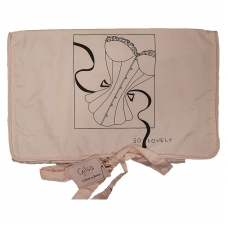 GILSA So Lovely lingerie travel pouch