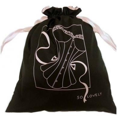 GILSA So Lovely kelioninis apatinio trikotažo maišelis