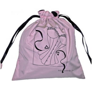 GILSA So Lovely lingerie travel bag 2