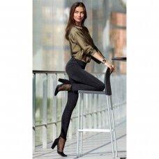 JANIRA Pants Jeans Stretch tamprios džinsinės kelnės