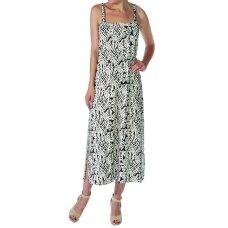 JANIRA Long Afro ilga laisvalaikio suknelė