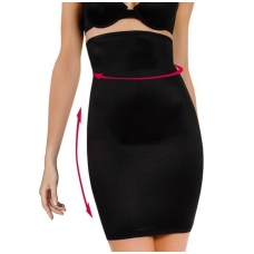 JANIRA Silueta Combi-slip slimming high waist under-skirt with slip