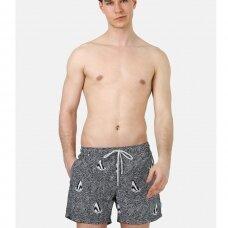 "John Frank vyriški maudymosi šortai ""Shark"""
