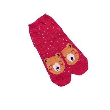 LISCA Wonderland linksmos moteriškos kojinės 2