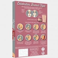 MAGIC Celebrities Breast tape скотч-лента для лифтинг-эффекта груди