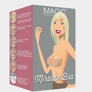 MAGIC Miracle pašlīmējošs silikona krūšturis
