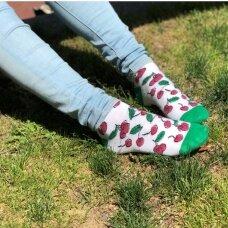 Sweet cherry socks for Women