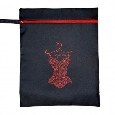 Moteriškas SILUETA kelioninis apatinio trikotažo maišelis 2