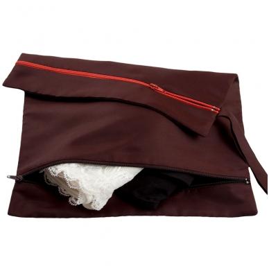 Moteriškas SILUETA kelioninis apatinio trikotažo maišelis 6
