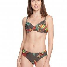 RÖSCH Hot Hibiscus dviejų dalių maudymosi kostiumėlis