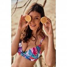 ROSA FAIA Maja swim bikini top