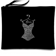 SILUETA moteriškas maišelis maudymosi reikmenims
