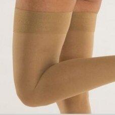 SOLIDEA Catherine Ccl.1 kompresijas garās zeķes bez pirkstu daļas