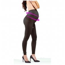 SOLIDEA Leggings Maman 70 compression maternity leggings