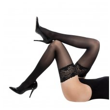 SOLIDEA Marilyn 140 den Sheer compression Hold-up stockings