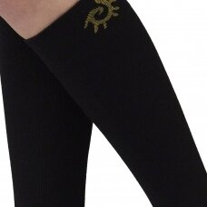 SOLIDEA Merino&Bamboo Classic kompresinės kojinės iki kelių