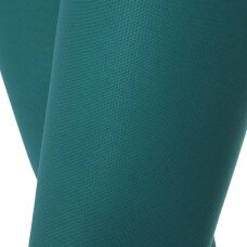 SOLIDEA Red Wellness 70 den compression tights with Infrared Ray yarns