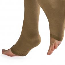 SOLIDEA Relax Unisex Ccl.2 PA компрессионные гольфы с открытым носком