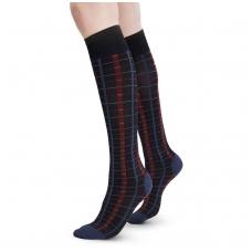SOLIDEA Scottish 100 den Ccl1 kompresinės kojinės iki kelių