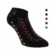 SOLIDEA Socks4You Bamboo Freedom Jazz zeķes līdz potītei