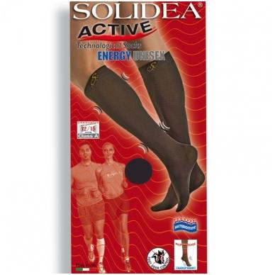 SOLIDEA Active Energy sportinės kompresinės kojinės 3